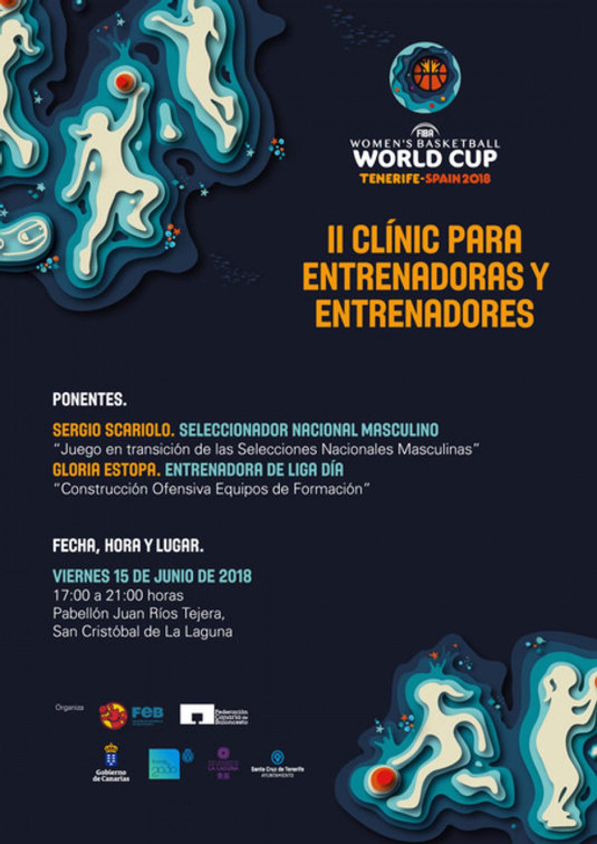 II cartel clinic OAD LA LAGUNA 2018